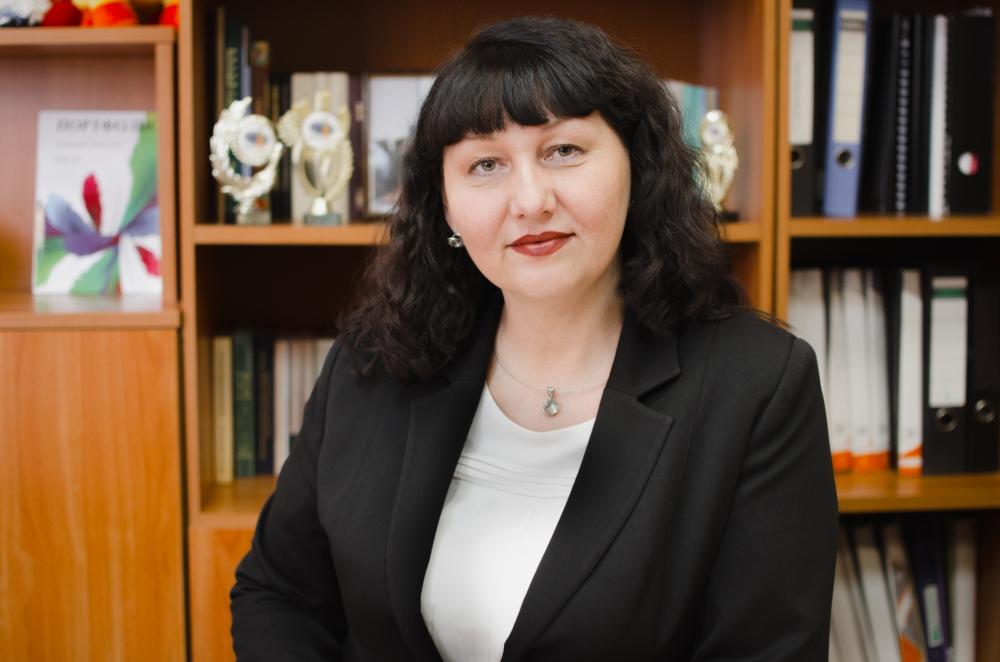 Директор Института медиа и социально-гуманитарных наук ЮУрГУ Лидия Лободенко.