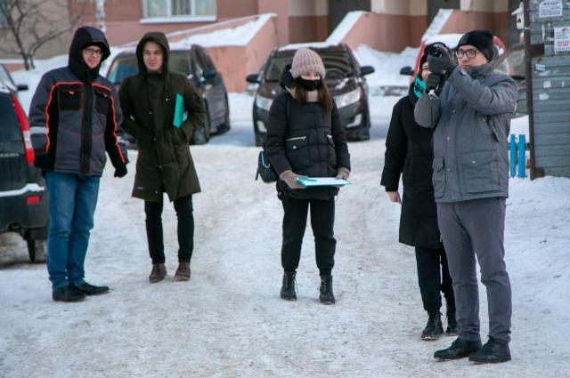 Активисты вооружились тепловизорами, чтобы измерить температуру казанских домов.