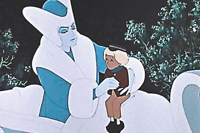Согласно версии сайта «Киноэксперт», «Снежная королева» лидер среди советских мультфильмов, получивших популярность за рубежом.