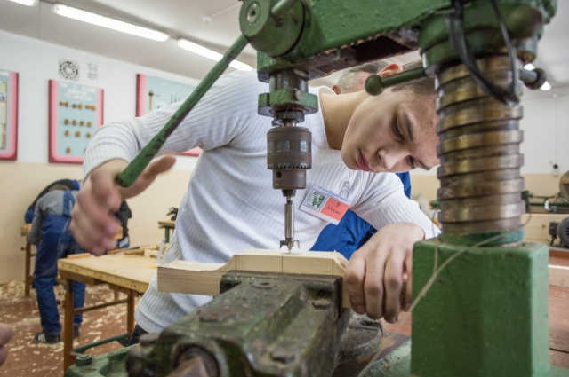 Профессиональные навыки можно будет начать получать в юном возрасте.
