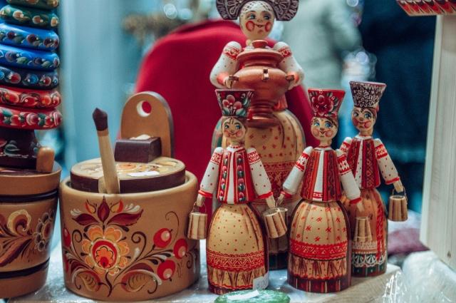 В ярмарке примут участие более 100 мастеров со всей России.