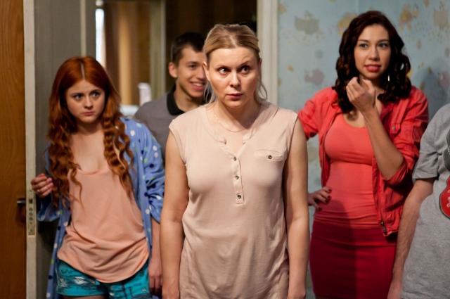В какой-то момент Ольге пришлось взять на себя серьёзную функцию главы этого семейства.