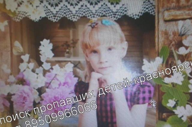 Шестилетняя Даша Солдатенко ушла гулять с тетей.