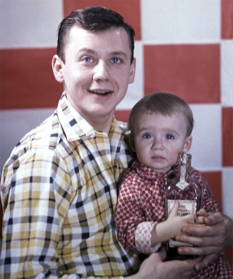 Олег Табаков с сыном Антоном.