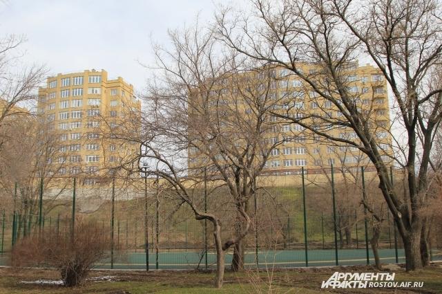 Новые площадки в парке ждут горожан.