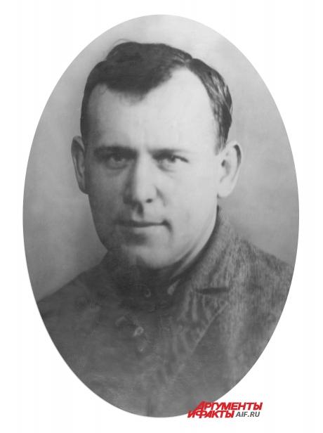 Алексей Новожилов.