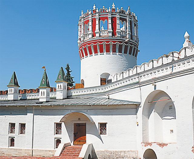 Напрудная башня. Новодевичий монастырь