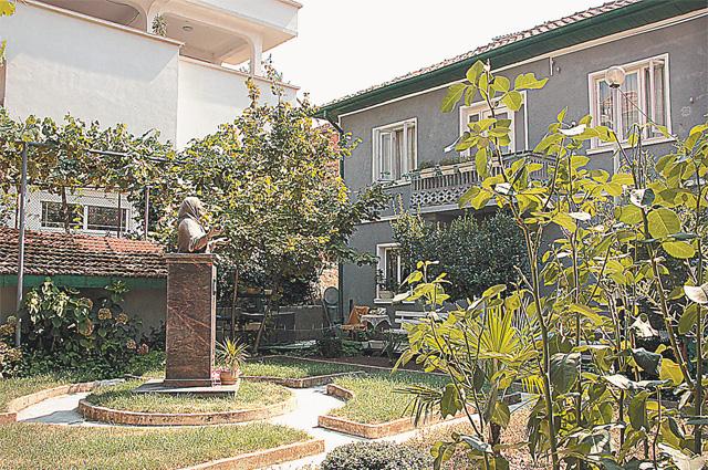 Дом Ванги в городе Петрич