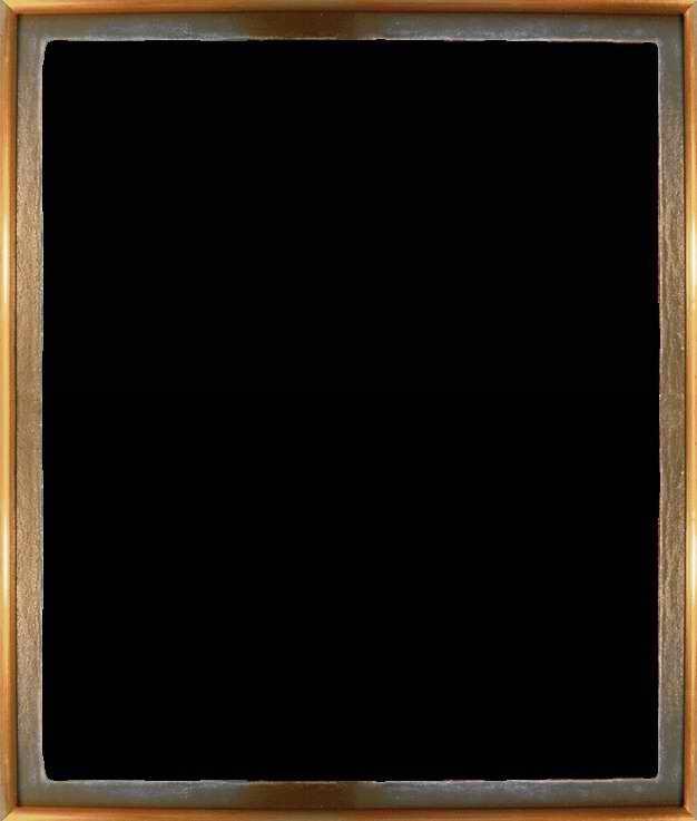 Альфонс Алле, «Битва негров в пещере глубокой ночью», 1882 г.