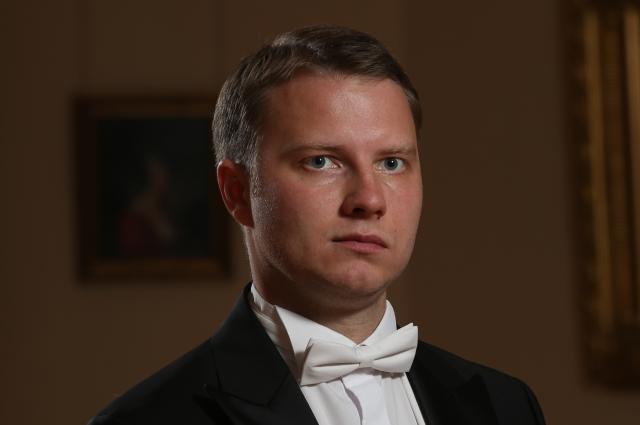 Сергей Свиридов.