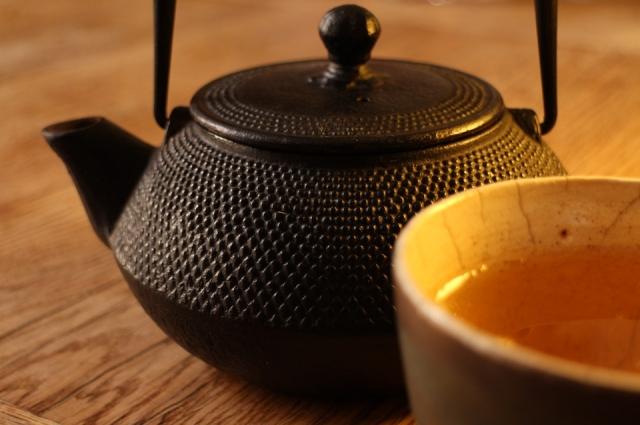 Такой чай согреет осенними вечерами.