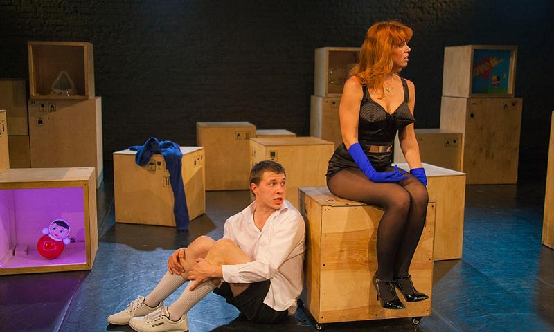 В Театре-Театре подчёркивают, что постановка не имеет отношения к религии.