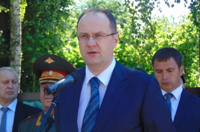 генеральный директор «Газпром трансгаз Москва» Александр Бабаков.