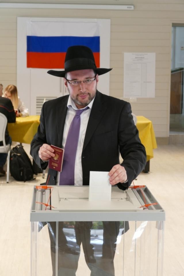 Выборы прошли на высшем уровне.