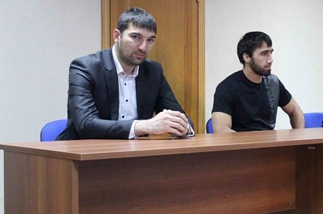 Ибрагим Эльджаркиев (слева) убит второго ноября в Москве