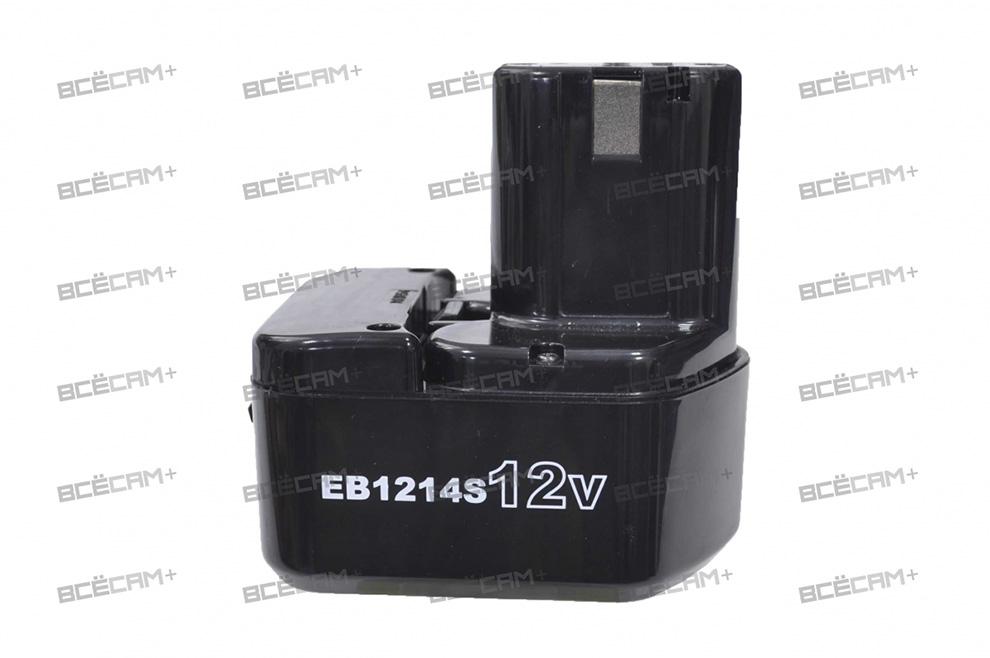 Запасной аккумулятор для шуруповертов Hitachi.