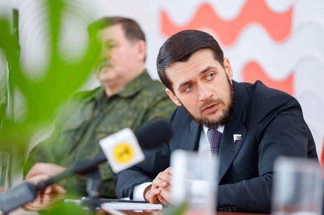 Встреча с жителями Ельцовского района