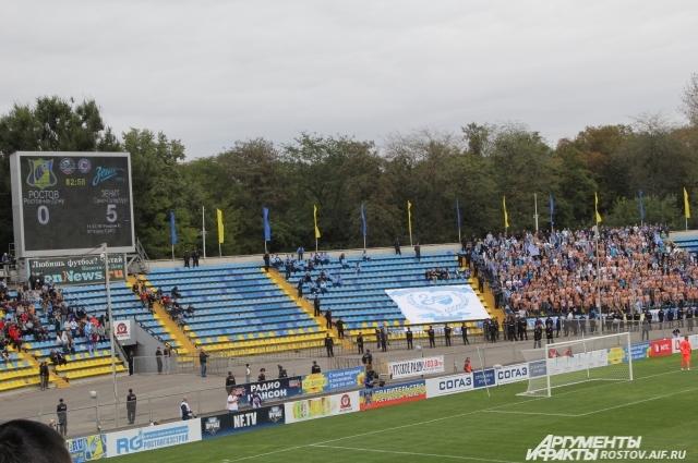 В нынешнем сезоне Ростов больше всех пропустил мячей в свои ворота, последовала отставка Миодрага Божовича