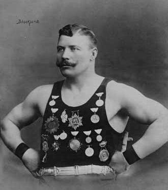 Иван Заикин в 1904 году стал Чемпионом Российской Империи по тяжёлой атлетике.