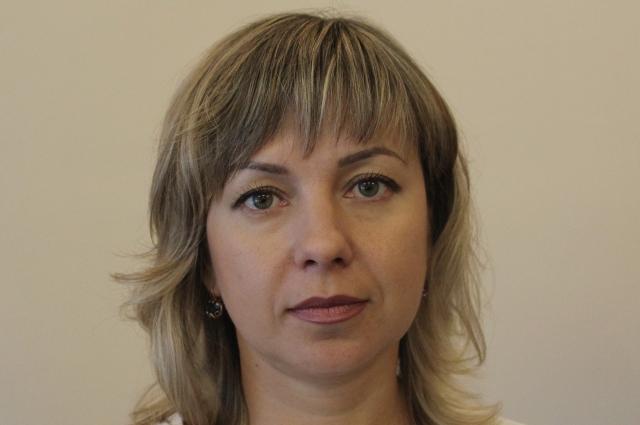Елена Сонина
