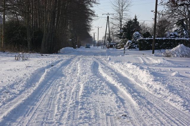 Дорога до места назначения зимой может занять гораздо больше времени, чем летом.