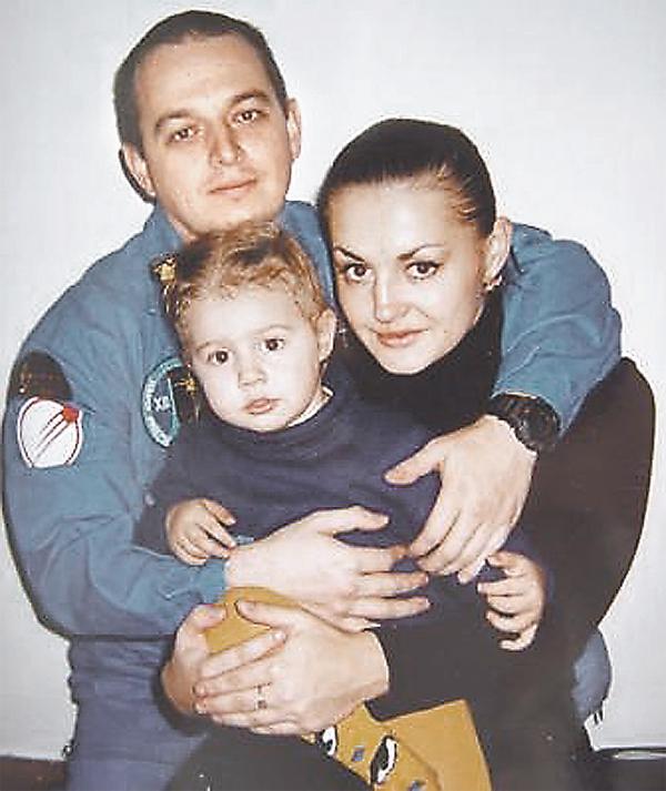 Елена Серова пока единственная мама, побывавшая в космосе.