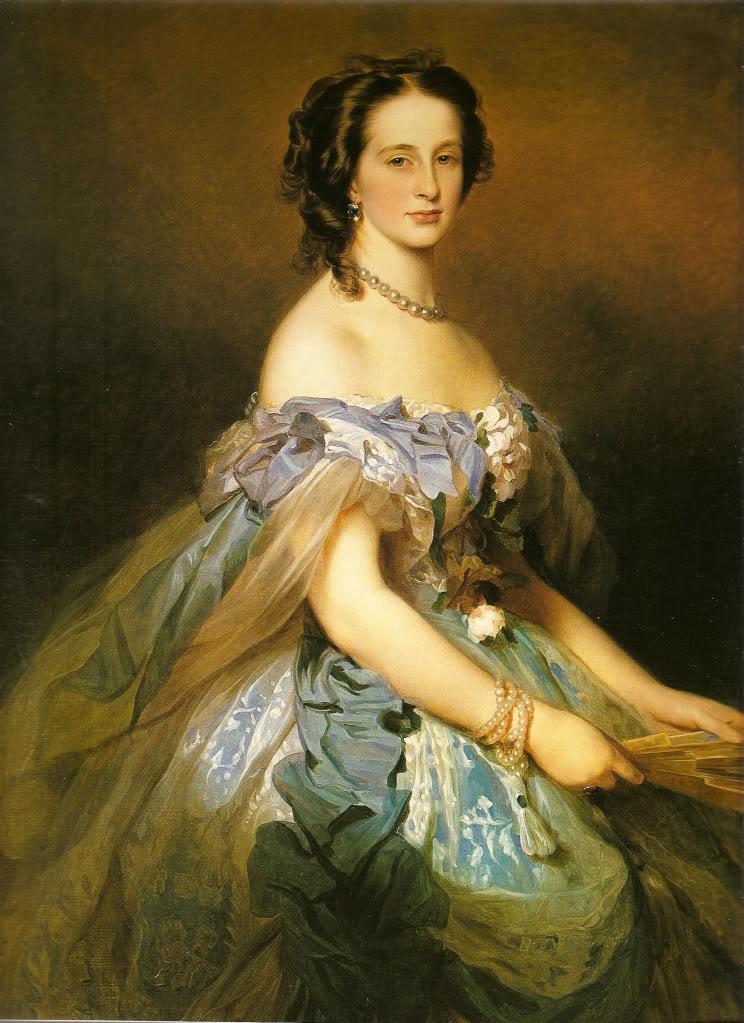 Александра Иосифовна слыла первой красавицей в Петербурге.