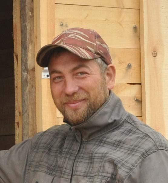 Глава большой семьи Сергей Моршнев