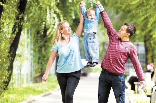 Родители должны быть опорой для ребенка.