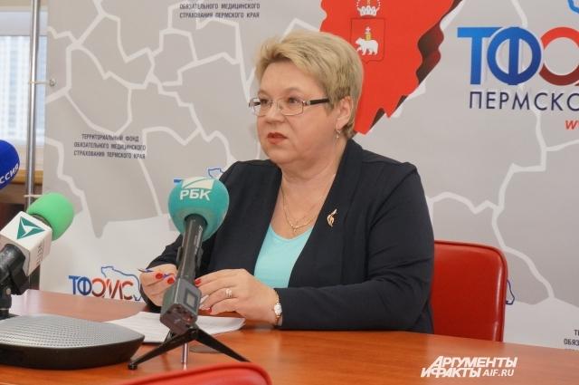 Татьяна Мельникова рассказала об итогах работы фонда ОМС за год и планах на будущее.