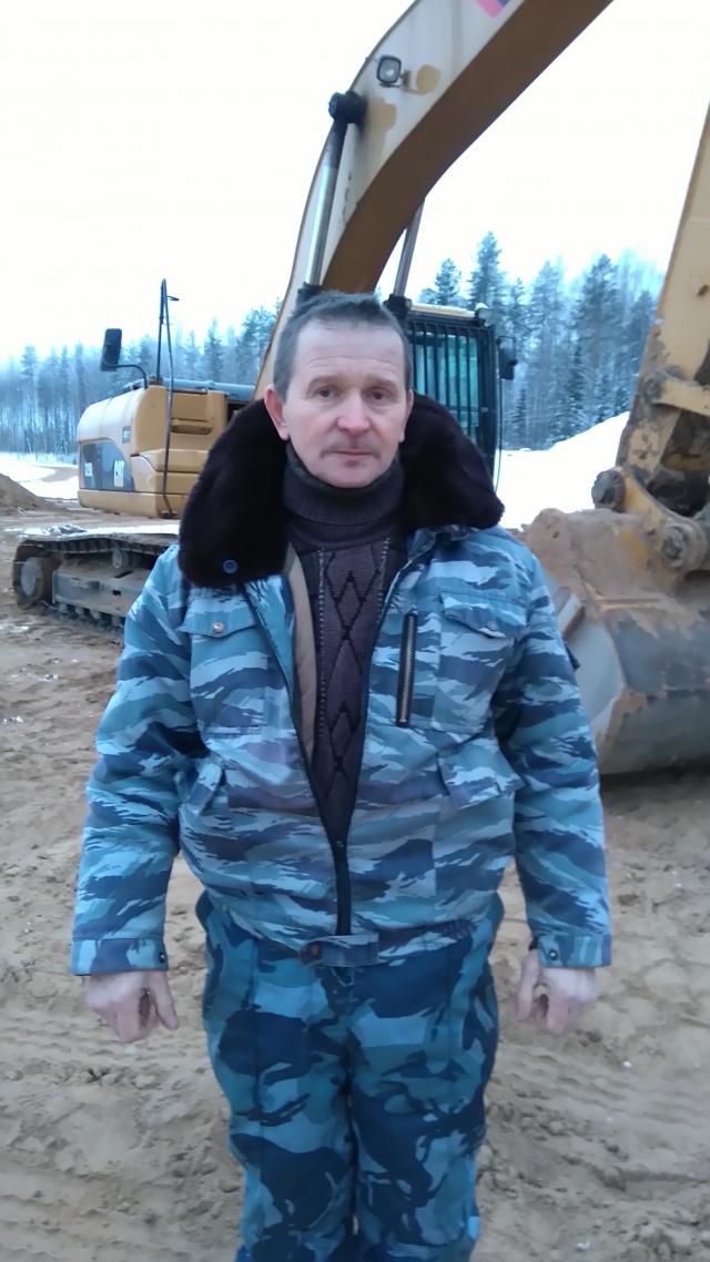 Александр Коростелев провел на карьере полжизни.