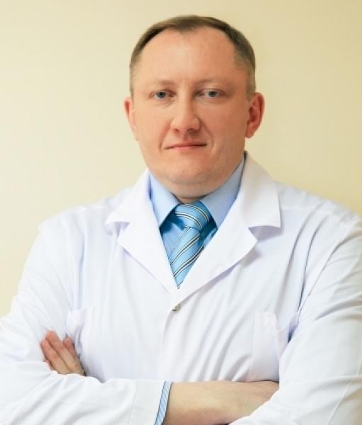 Игорь Коркин пять лет возглавляет клинику.