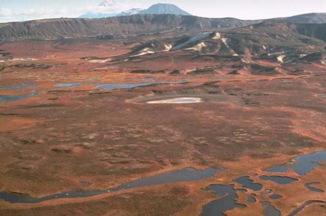 На территории Кроноцкого заповедника находится уникальная долина гейзеров.