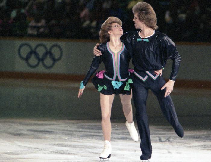 Наталья Бестемьянова и Андрей Букин.