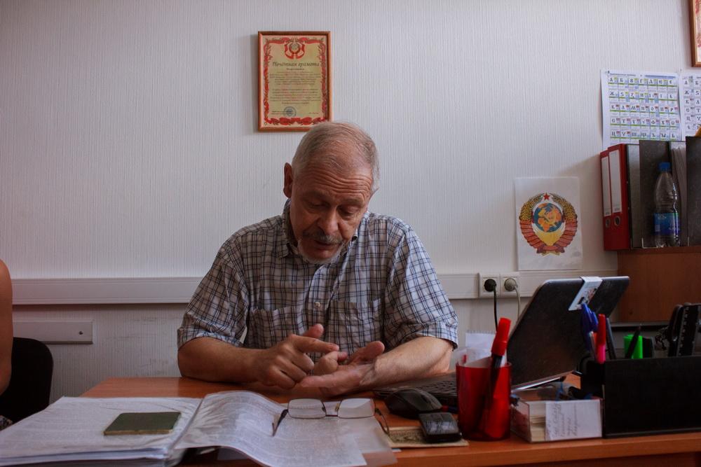 «Исполняющий обязанности мэра» Нижнего Тагила Пётр Афанасенко перечисляет, сколько богатств осталось в Советском Союзе.