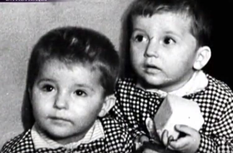 Братья Белоусовы - Женя и Саша.