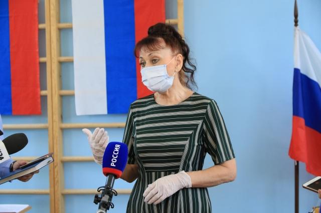 Татьяна Величко.