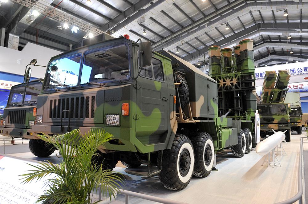 Китайская система ПВО FD-2000