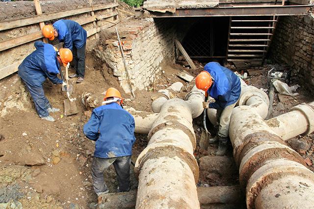 Тепловые и водопроводные сети находятся в плачевном состоянии
