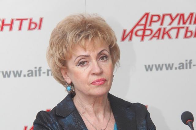 Галина Пушкина