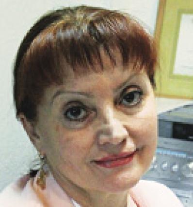 Галина Голубь