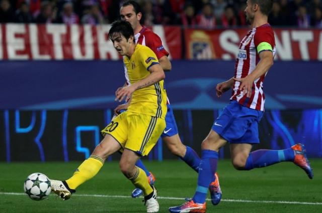 Сердар Азмун забил мяч в ворота именитых испанцев.