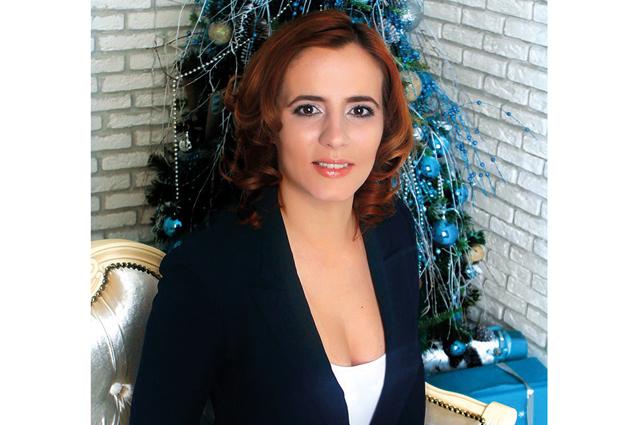 Председатель комитета по делам молодёжи мэрии г. Новосибирска Ирина Соловьёва