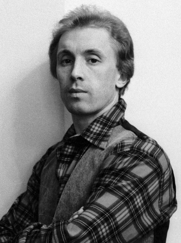 Солист балета ГАБТ СССР, народный артист РСФСР Вячеслав Гордеев. 1984 год.