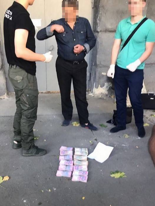 Завкафедры вуза в Харькове попался на взятке