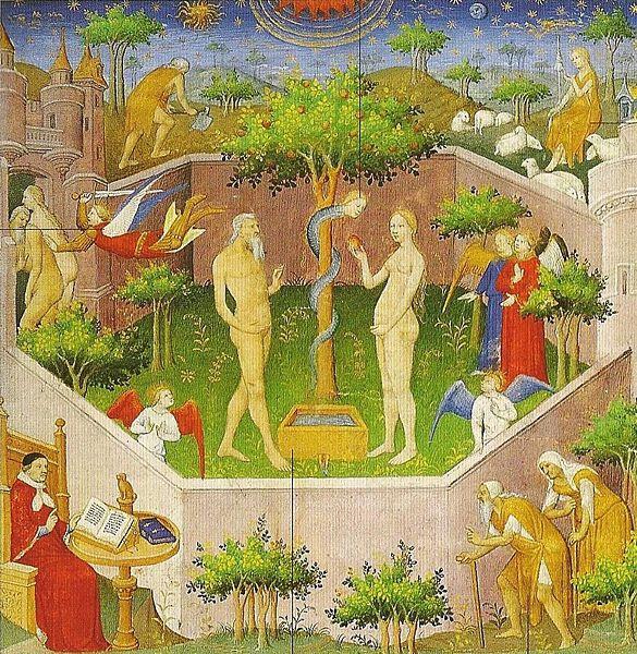 Изгнание Адама из Рая