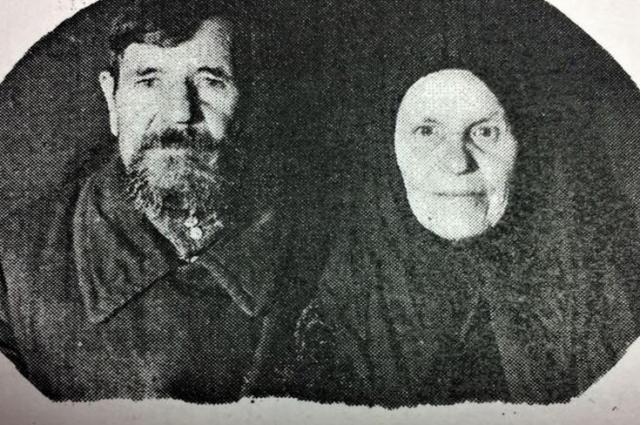 Дмитрий Покидов с женой Ксенией.