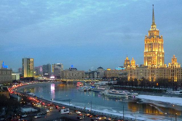 Гостиница «Украина».
