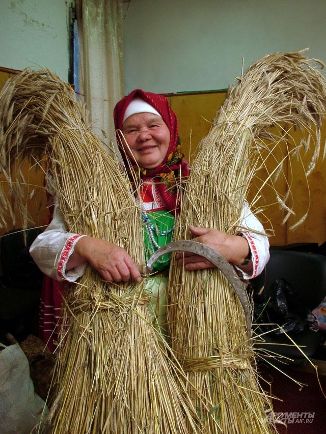 России по силам обеспечить зерном весь мир.
