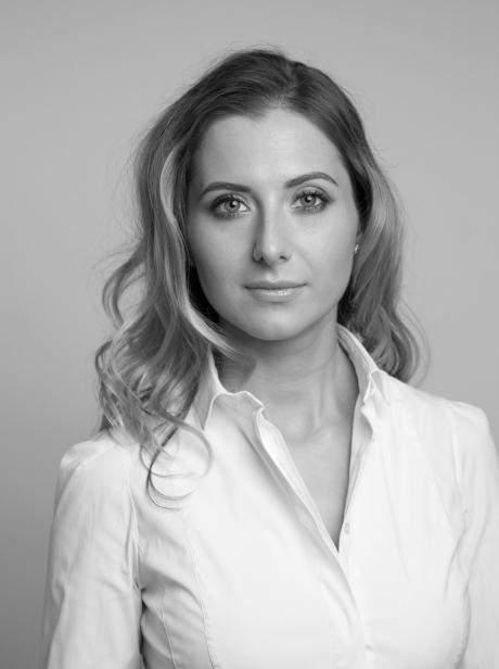 Директор по персоналу МКБ Алена Ефремова.